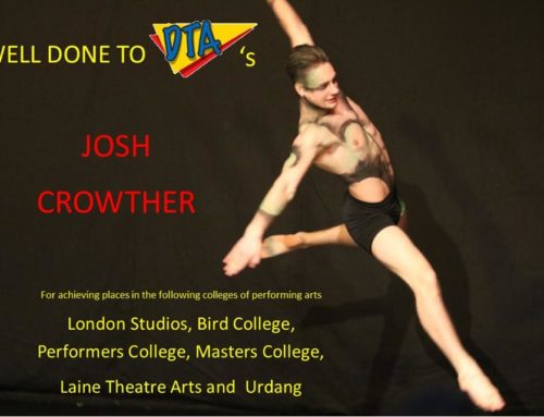 Well Done Josh Crowther