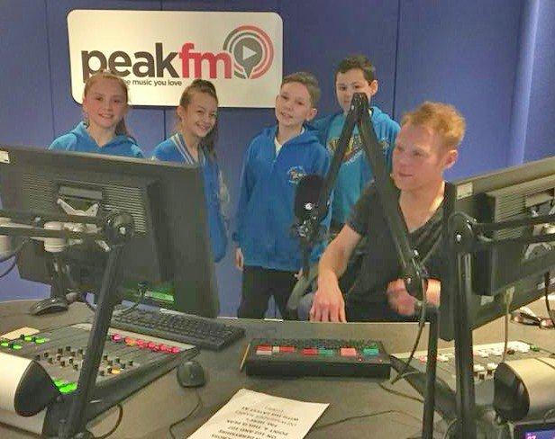 DTA and Peak FM raise awareness for local community