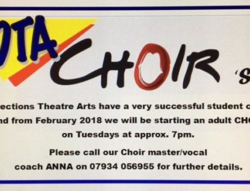 Adult Choir- starting Feb 2018